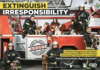 Let's Extinguish Irresponsibility