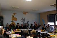 First meeting of animal shelters
