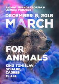 March for animals 2018. [ 6.30 Kb ]