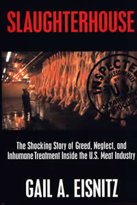 Literature - Gail A. Eisnitz: Slaughterhouse