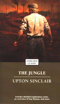 Literature - Upton Sinclair : The Jungle [ 43.73 Kb ]