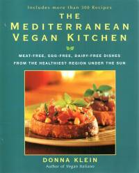 Literature - Donna Klein: The Mediterannean Vegan Kitchen [ 59.00 Kb ]