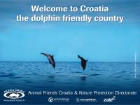 Billboard 'Welcome to Croatia - the Dolphin Friendly Country' [ 231.93 Kb ]