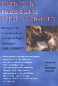 Literature - Carla Bennett: Living in Harmony with Animals [ 69.45 Kb ]