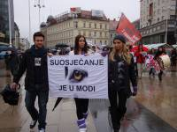 Demo against fur in Zagreb 2010 [ 426.54 Kb ]
