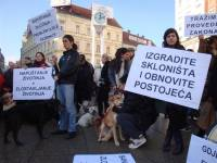 Protest for the implementation of the Animal Protection Act 8 [ 120.46 Kb ]