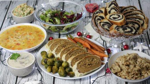Veganski božićni ručak