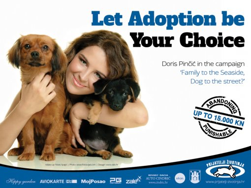 Doris Pincic: Let Adoption be Your Choice! [ 618.97 Kb ]