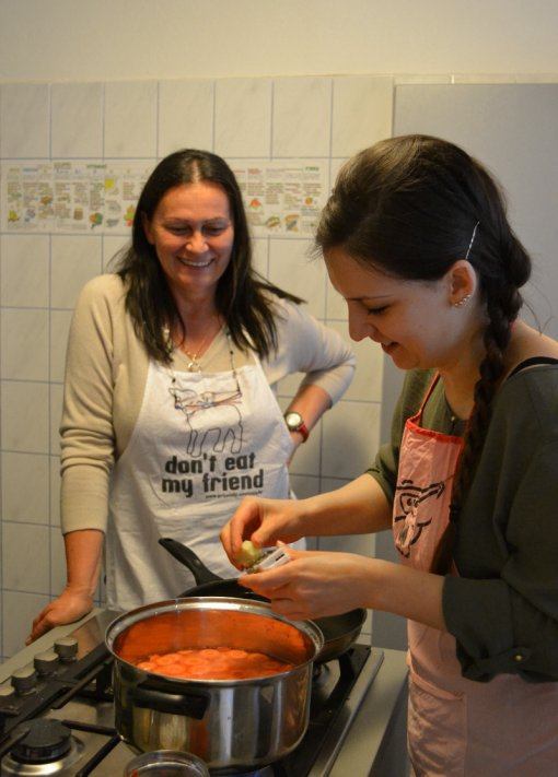 Cooking workshop - April 26, 2014